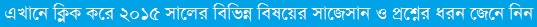 Click here for All Board Various subjects HSC Suggestion 2015