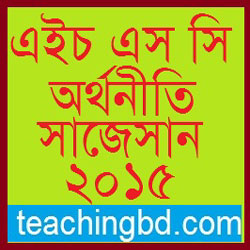 Economics Suggestion and Question Patterns of HSC Examination 2015-2