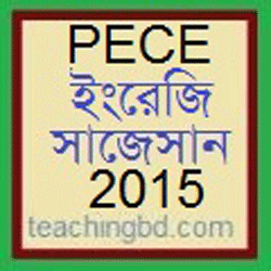 English Suggestion and Question Patterns of PECE Examination 2015