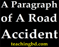 accident paragraph