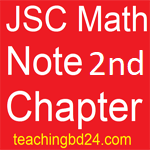 JSC Math Note2 2nd Chapter Profit