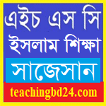 HSC Islam Education 2nd Paper Suggestion and Question Patterns 2019-4