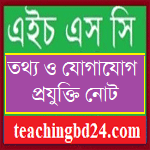 HSC Information and Communication Technology: World and Bangladesh Perspective